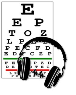 Image result for vision and hearing exam