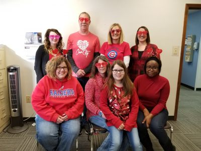 FCPHD Recognizes Go Red Day