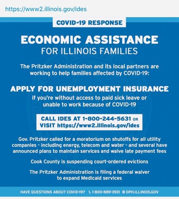 Economic Assistance for Illinois Families in Response to COVID-19